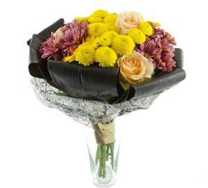 цветя за подарък